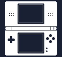 Nintendo DS White by DawnPrince