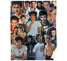Cameron Dallas College  Poster
