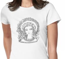 HARMONY - Maria Womens Fitted T-Shirt