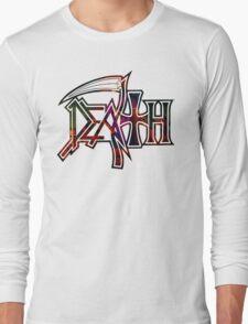 Scream Bloody Gore Long Sleeve T-Shirt
