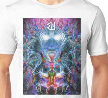 7 Chakra Underachiever Unisex T-Shirt