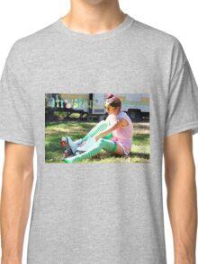 Caravan Girl Classic T-Shirt