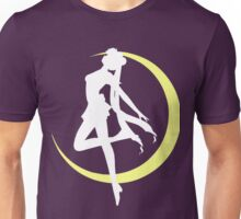 Sailor Moon logo clean Unisex T-Shirt