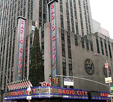 RADIO CITY MUSIC HALL by BOLLA67