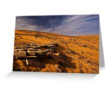 Stoney Dune Greeting Card