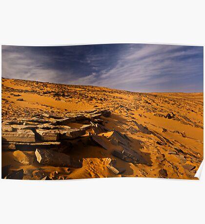 Stoney Dune Poster