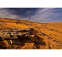 Stoney Dune Photographic Print
