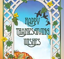 Thanksgiving Wishes by SpiceTree