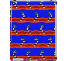 Beetlejuice Sandworm Leggings iPad Case/Skin