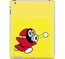 Snifit (Alternative Colour - Yellow) iPad Case/Skin