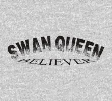 Swan Queen believer by namastedesign