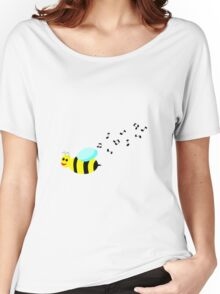 Bee Music Women's Relaxed Fit T-Shirt