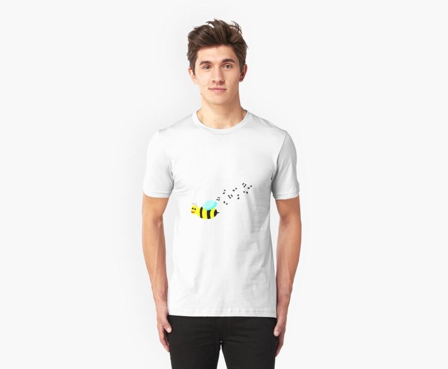 Bee Music by Sharon Robertson