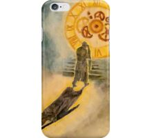 The Passage of Father Time iPhone Case/Skin
