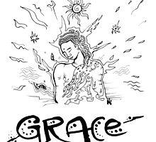 Grace - Drawn by Nataraaj by nataraaj