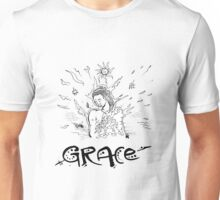 Grace - Drawn by Nataraaj Unisex T-Shirt