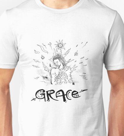 Grace - Drawn by Nataraaj Unisex T-Shirt