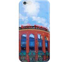 Busch Stadium Sky! iPhone Case/Skin