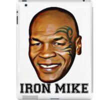 MIKE TYSON (iron mike) iPad Case/Skin