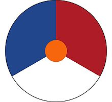 Roundel of the Royal Netherlands Air Force Photographic Print