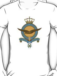 Emblem of the Royal Netherlands Air Force T-Shirt