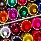 Crayon Colors by Virginia N. Fred