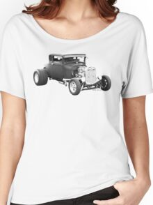 Hot Rod Ford 2-Color Women's Relaxed Fit T-Shirt