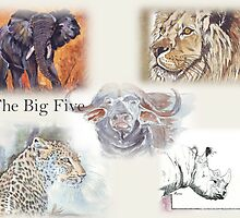 The Big Five by Maree  Clarkson