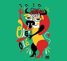 Toro loco - Crazy bull spanish ole ole by ladylove4u