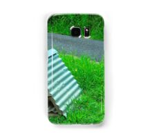 Hector and His Kennel Samsung Galaxy Case/Skin