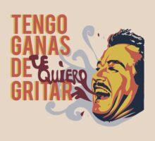 Tengo Ganas de Gritar by Adrian I. Garcia