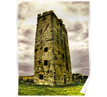 Carrigaholt Castle Poster