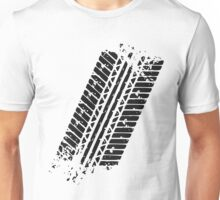 Tire Track Unisex T-Shirt