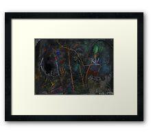 Midnight Garden cycle22 1 Framed Print