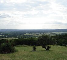 Texas Hills by kimbarose