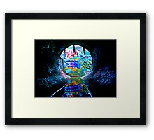 Exclusive Framed Print