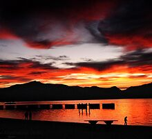 Day Is Done... by Visual   Inspirations