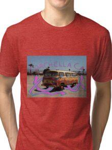 Coachella Bus Tri-blend T-Shirt