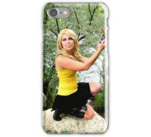 Female Kirk iPhone Case/Skin
