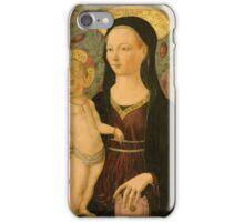 Del Cossa, Francesco - 1460, 61 x 47,5 cm iPhone Case/Skin