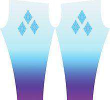 Rarity Gradient Leggings by aviantheatrics
