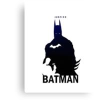 DC Collection - Batman Canvas Print