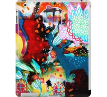 the nordic summer night iPad Case/Skin