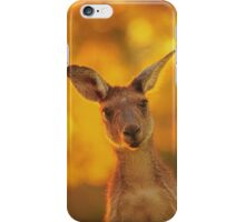 Kangaroo - Western Australia (iPhone Case) iPhone Case/Skin