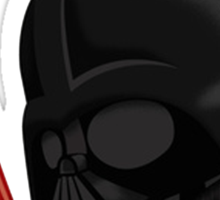 Darth Vader's Disappointment Sticker
