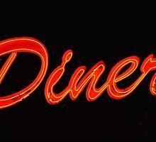 Diner by meklarian