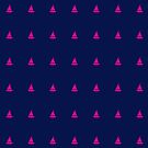 Pink Sail boats by huliodoyle