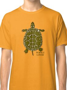 Turtle Lover Classic T-Shirt