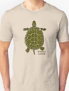Turtle Lover Unisex T-Shirt