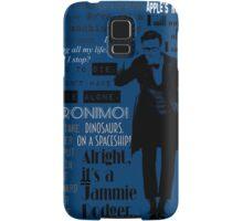Eleventh hour Samsung Galaxy Case/Skin